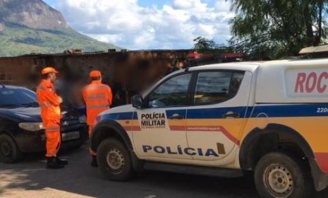 Jovem é morto com mais de 30 tiros no quintal de casa, em Governador Valadares