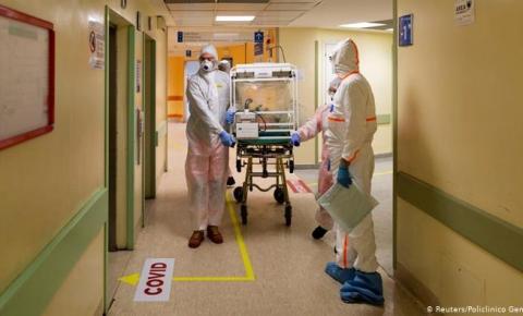 Sobe para 647 casos confirmados do novo coronavírus em 21 estados brasileiros e no DF