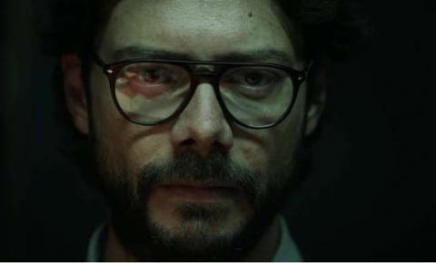 La Casa de Papel: Álvaro Morte, o professor, revela como poderia ser o final de seu personagem