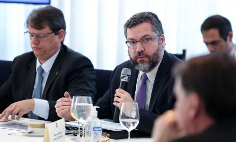 Brasil e outros países vão pedir reforma da OMS