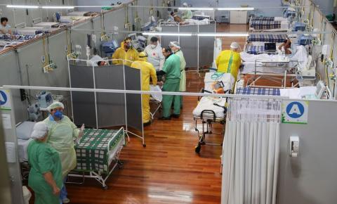 SP registra 334 mortes em 24 horas e registra novo recorde