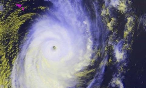 Ciclone bomba assusta sul do Brasil nesta terça-feira (30)