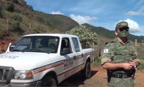 Polícia Militar do Meio Ambiente inicia campanha contra queimadas