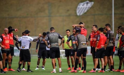 Foco no ataque, atenção com o gol e em oportunidades: Atlético-MG caminha para fechar elenco