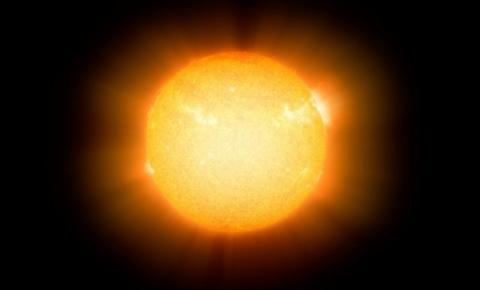 Neutrinos raros mostram como o Sol produz energia
