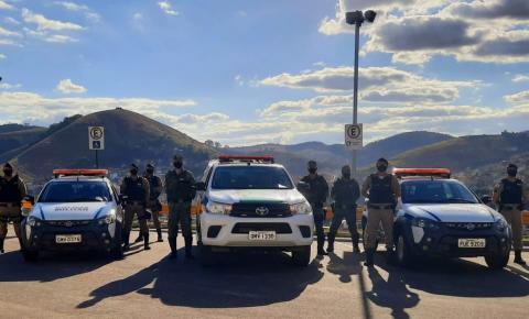 Polícia Militar lança operação de combate a crimes violentos na região
