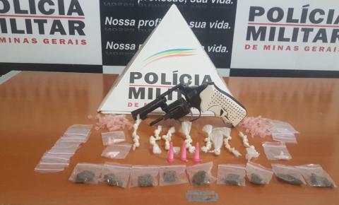 Nova apreensão de drogas em Inhapim e prisão de envolvidos