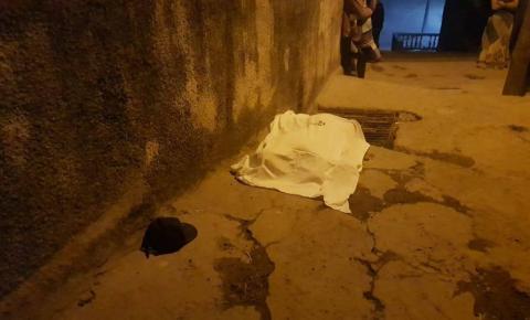 Homem é assassinado a tiros em Manhuaçu