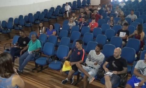 Preparativos para os Jogos Escolares de Minas Gerais (JEMG) inicia em Caratinga