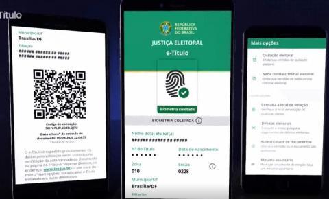 Eleitor poderá justificar falta no dia da votação pelo celular