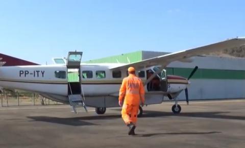 Menino de 4 anos que sofreu queimaduras durante incêndio em residência no Anápolis é transferido de avião para BH