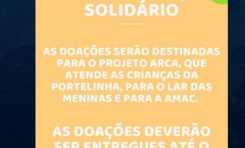 Caratinga invisível promove campanha do dia das crianças solidário