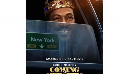 UM PRÍNCIPE EM NOVA YORK 2: VEJA PÔSTER DO FILME COM EDDIE MURPHY