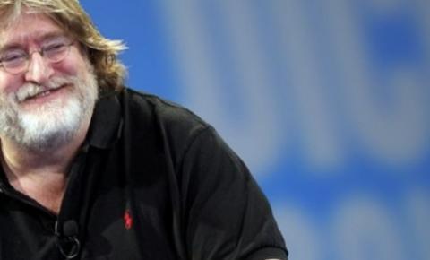 Valve está produzindo novos jogos, garante Gabe Newell