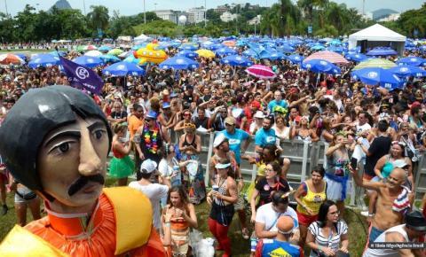 Cidade do Rio proíbe eventos de blocos e escolas de samba no carnaval