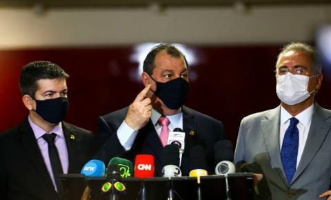 CPI da Covid convoca governadores e Wilson Witzel para depor sobre desvios de recursos no combate ao novo coronavírus