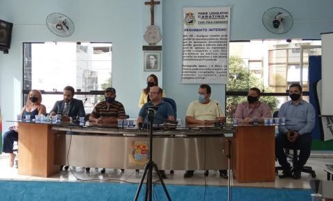 Audiência pública tenta impedir despejo de novas famílias no distrito de Sapucaia, em Caratinga