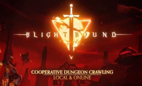 Blightbound ganha data de lançamento em julho