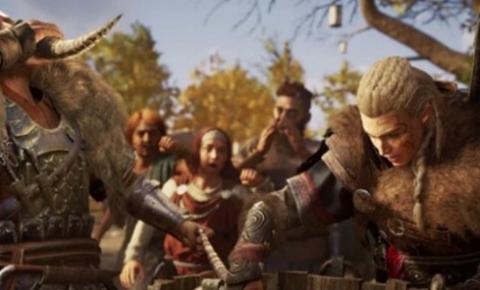 Assassin's Creed Infinity será online e terá inspiração em GTA