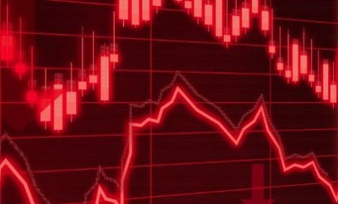 Bitcoin despenca e US$ 90 bilhões