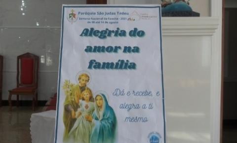 No Brasil, Igreja Católica celebra mês das vocações