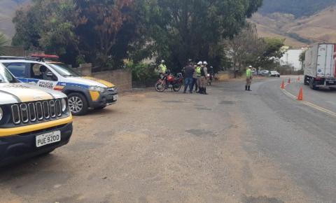 Polícia Militar Rodoviária inicia megaoperação Independência em todo o estado de Minas Gerais