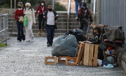 Projeto vai oferecer apoio a pessoas em situação de rua em todo o país