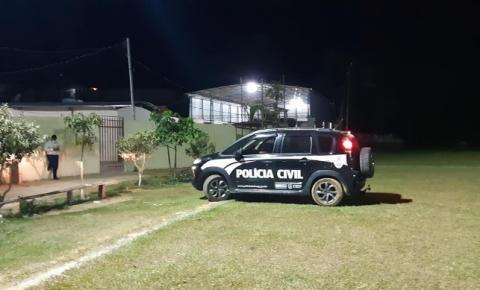 Jovem de 17 anos é executado com tiros à queima-roupa em clube em Ubaporanga