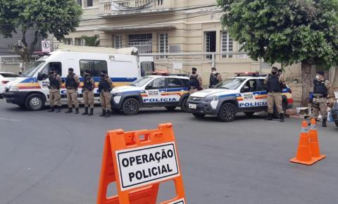 Para comemorar implantação do serviço, Operação Segurança Cidadã é lançada em Caratinga