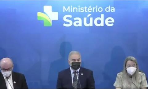 MINISTÉRIO DA SAÚDE DESACONSELHA IMUNIZAÇÃO DE ADOLESCENTES