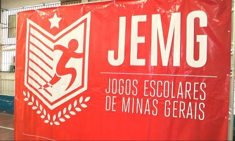 Com mais de 900 alunos e 107 jogos, etapa microrregional do JEMG é oficialmente aberta em Caratinga.