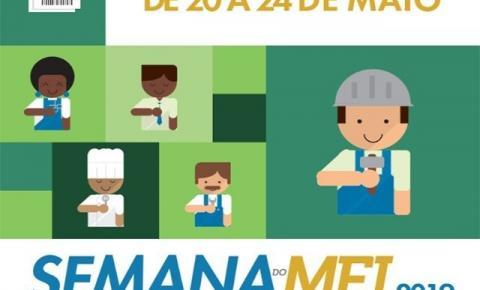 Semana do MEI terá mais de 800 atividades e orientações gratuitas em Minas Gerais