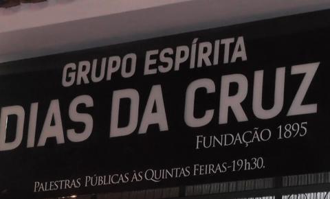 Grupo Espírita Dias da Cruz organiza evento em comemoração a aniversário de 124 anos.
