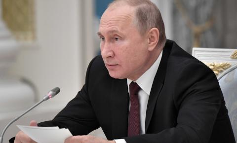Putin diz que Rússia pode fabricar mísseis de médio alcance se EUA deixarem acordo nuclear