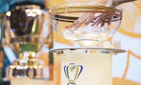 CBF sorteia, nesta segunda-feira, confrontos das quartas de final da Copa do Brasil