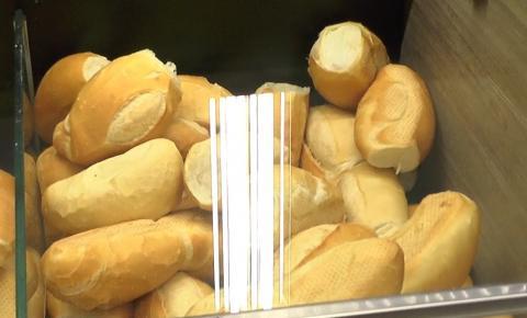 Pão francês pesa na balança do orçamento familiar