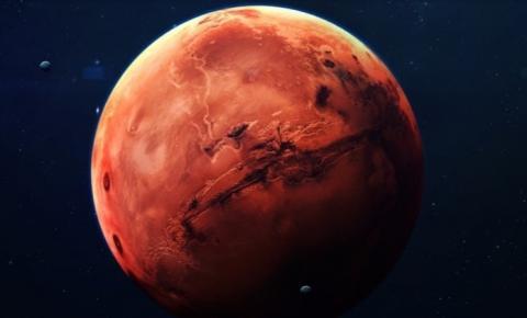 Marte 'arrotou' metano — e isso vem intrigando os cientistas