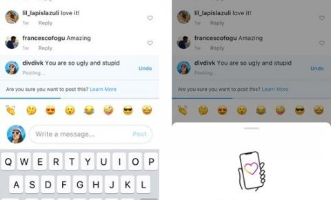 Instagram ganha ferramenta de IA no combate a bullying e grosserias na rede