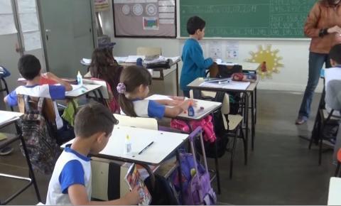 Alunos da rede pública municipal de educação passarão por prova avaliativa neste próximo dia 11 de julho
