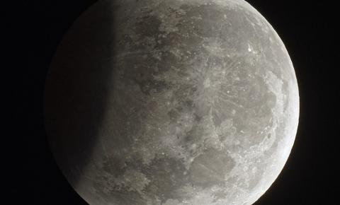 Eclipse parcial da lua poderá ser visto no Brasil nesta terça-feira (16)