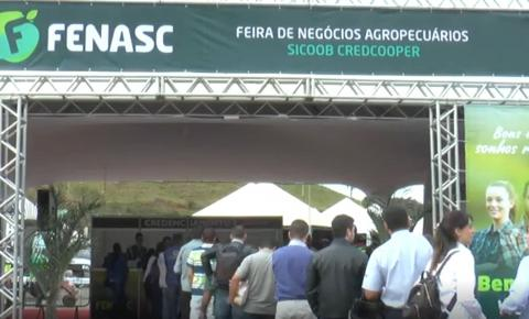 Sicoob Credcooper se prepara para 4º edição da Fenasc. Evento acontecerá nos dias 05, 06 e 07 de setembro.