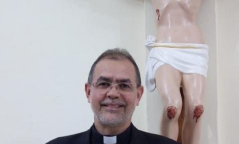 Padre Hernaldo, vigário da paróquia do Santuário é nomeado bispo para diocese na Bahia pelo Papa Francisco