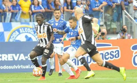 Globo muda grade e transmitirá Atlético x Cruzeiro no domingo, às 19 horas