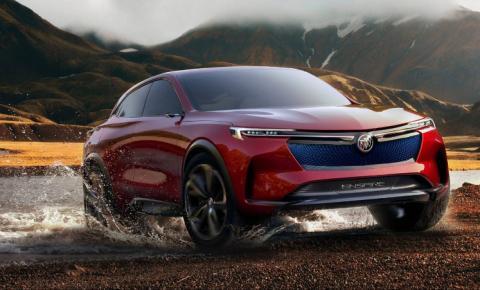 Buick Enspire tem registro de patente nos EUA e deve chegar até 2020