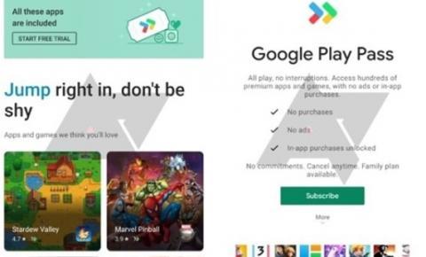 Google começa testes do 'Play Pass', uma Netflix para apps e jogos mobile