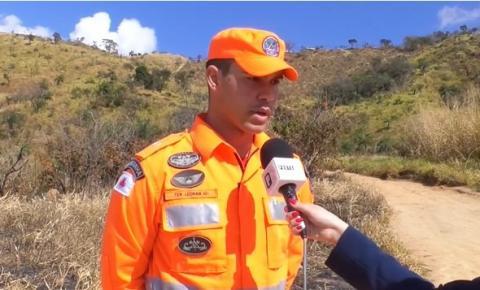 Minas registra aumento no número de queimadas