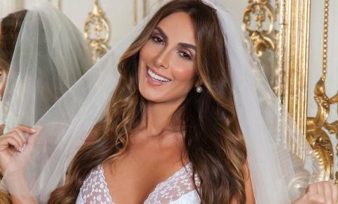 Após casamento, Nicole Bahls abre sua casa e alguns detalhes luxuosos chamam atenção