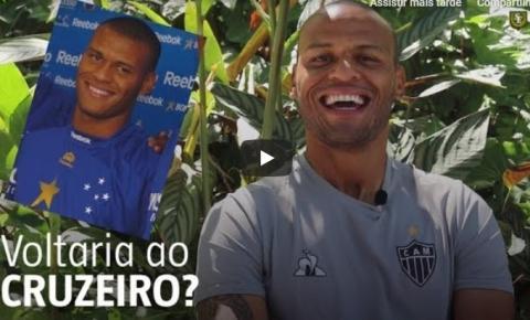 Sonho no Atlético, maior decepção e Cruzeiro: Patric responde questões do pinga-fogo