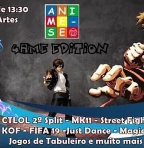 Evento gratuito de games acontece em Caratinga neste final de semana