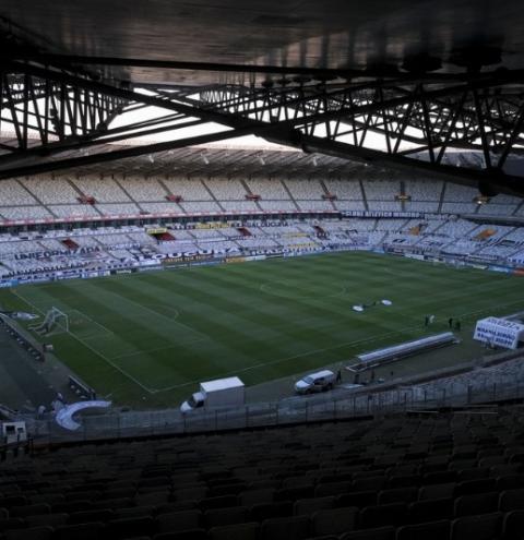 A um jogo da 10ª vitória seguida no Mineirão, Atlético-MG alia conforto e números e volta a se sentir em casa na Pampulha